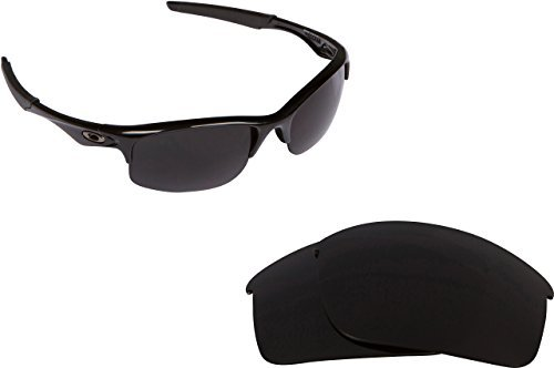 bb067bf3636 BOTTLE ROCKET Replacement Lenses Advanced Black by SEEK fits OAKLEY  Sunglasses