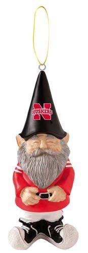 Evergreen Enterprises Nebraska Cornhuskers Ornament - Gnome
