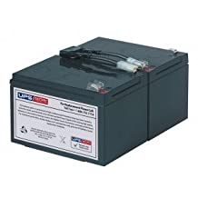 APC BP1000 12V 12Ah with F2 Teminals Replacement - APC Back UPS Pro 1000 Battery Pack