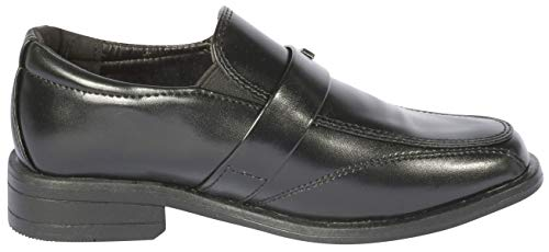 Pictures of Jodano Collection Boys Memory Foam Slip On 4