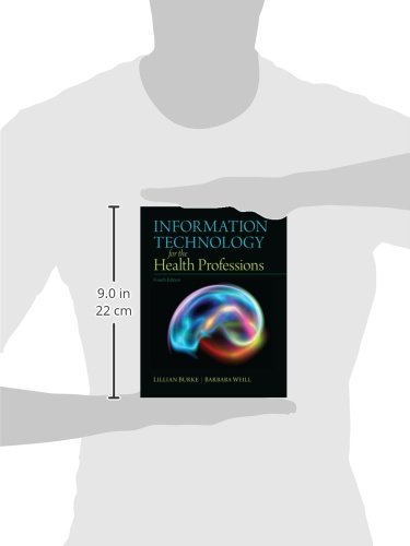 information technology for the health professions 4th edition