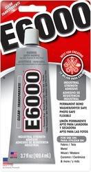Bulk Buy: Eclectic E6000 Multi Purpose Adhesive 3.7 Ounce 230021 (3-Pack) Inc.