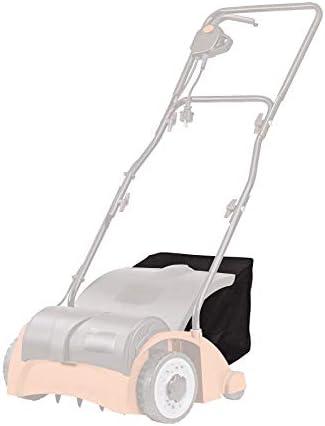 Original Einhell Fangsack GC-ES 1231 (Vertikutierer-Zubehör, passend für Elektro-Vertikutierer-Lüfter GC-SA 1231, 28 Liter Fassungsvolumen)