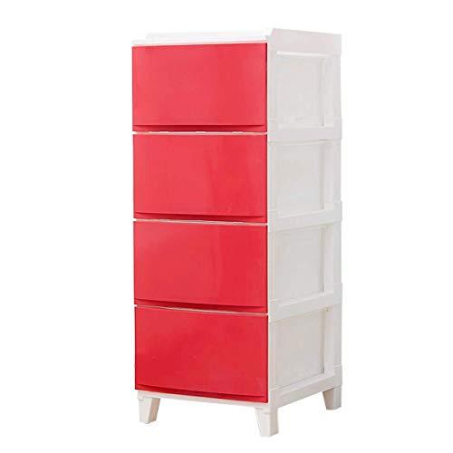 Cogihome Plastic Storage Drawer, DIY Storage Wardrobe Cabinet Multiple Purpose Storage, for Bedroom, Bathroom