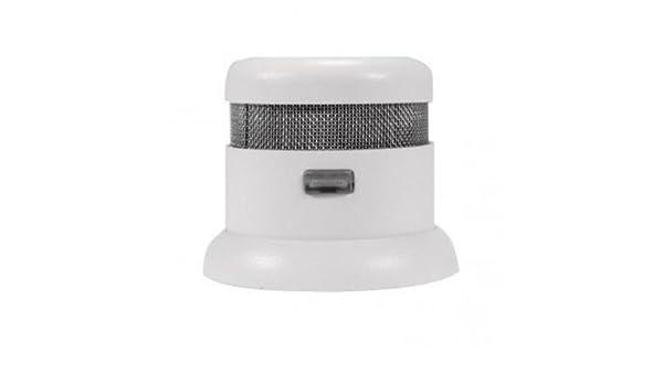 First Alert P1000 - Atom de humos y alarmas de incendio - Sensor fotoeléctrico - detecta lento ardiente chimeneas - funciona con pilas: Amazon.es: Bricolaje ...