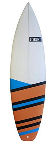Turbina para tabla de surf, 5 8 – 6 2 (como DHD