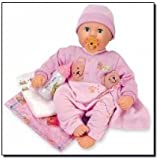 Amazon Com Zapf Creation Chou Chou Fashion Pack Baby Doll