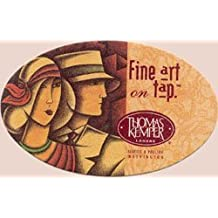 Thomas Kemper Lagers Paperboard Coasters - Set of 6 - Two Each of Three Different Designs