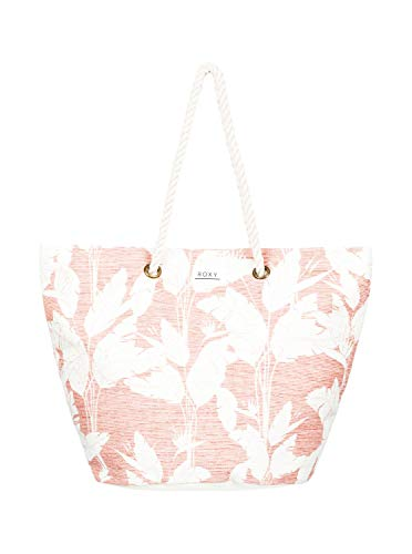 Roxy Sunseeker Beach Tote, Terra Cotta Flying Flowers s