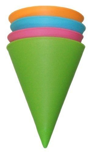 silicon snow cone cups - 2