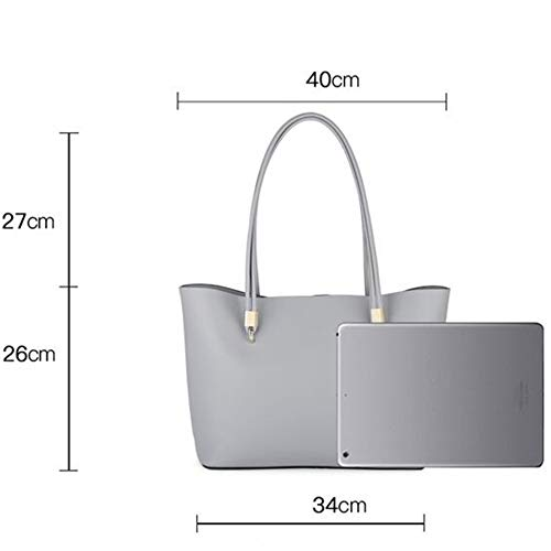 Spalla Grey Tracolla Diagonale Pu A In Borsa Pelle Moda Donna E Casual Femminile Alla FvnSOq