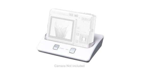 Casio CA-21 USB Cradle and AC Adaptor for Z3//Z4 EXILIM Cameras
