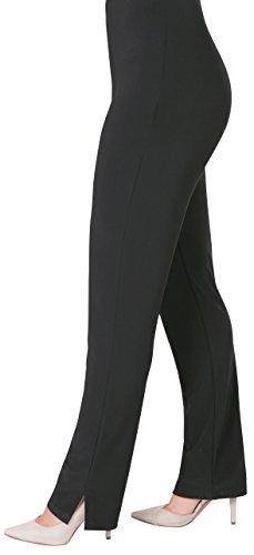 Sympli Womens Narrow Pants Long Size 12 Black by Sympli