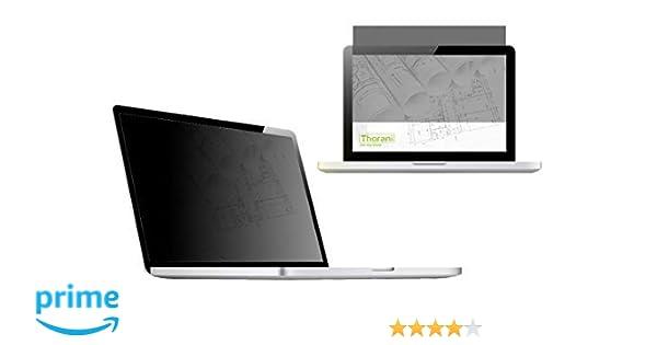 Thorani Laptop Privacy Lámina I Filtro de Privacidad para Portátil I Protección contra Miradas Indiscretas: Amazon.es: Electrónica