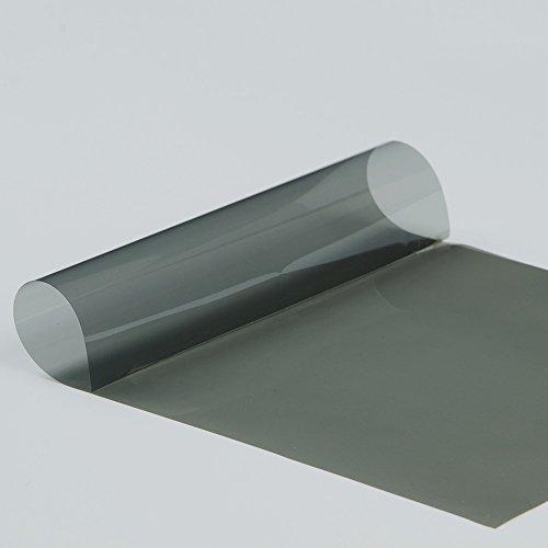 HOHO VLT 50% Nano Ceramic Auto Car Solar Film Window Tint Privacy Glass UV Proof,100cmx500cm 100 Cm Glass