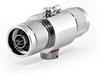 VARIA Group Blitzschutz N-Stecker zu N-Einbaustecker 0-6 GHz