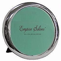 Retro Round .925 Fine Sterling Silver - -