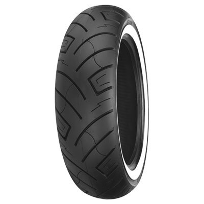 Shinko 777 Front Motorcycle Tire 90//90-21 54H White Wall for Honda Sabre VT1300CSA 2010-2014 ABS