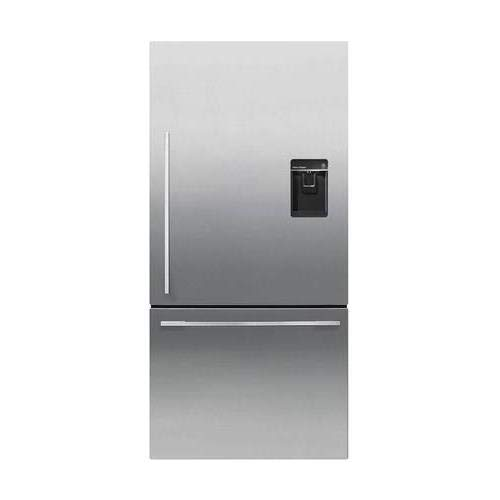 (Fisher Paykel RF170WDRUX5N 32 Inch Counter Depth Bottom Freezer)