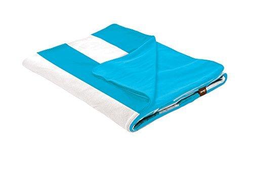 The Shrunks Bandit Toddler Blanket (Blue) by The Shrunks