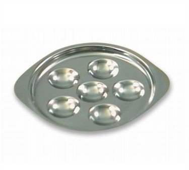 Matfer Bourgeat 062075 Escargot Plate