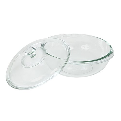 Pyrex 2-Quart Glass Bakeware Dish by Pyrex