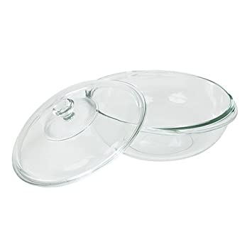 Pyrex 2-Quart Glass Bakeware Dish 6001024