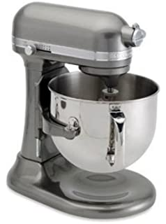 Amazon.com: KitchenAid KSM7586PCA 7-Quart Pro Line Stand Mixer Candy ...