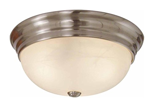 Aurora Lighting V6823-33 Croghan 1-Light Flush Mount