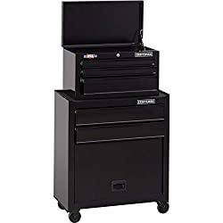 Craftsman 21-Inch 5-Drawer Ball-Bearing Steel Tool Chest Combo