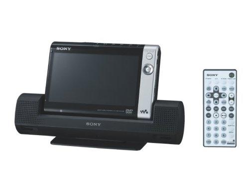 SONY DVDウォークマン ポータブルDVDプレイヤー ブラック D-VE7000S B000FG68QY