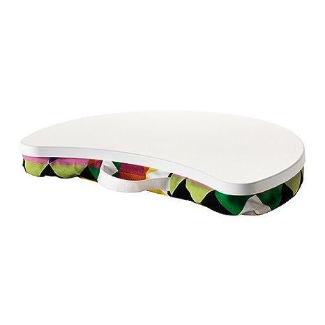 Cuscino Ikea Per Pc Portatili.Ikea Byllan Supporto Per Pc Portatile Majviken Fantasia Bianco