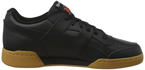 Gu Noir Plus Sneakers Carbon Workout 000 Royal Reebok Red Black Basses Homme Reebok Classic fARqBx