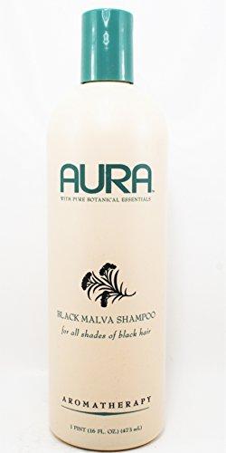 Aura Black Malva Shampoo 16 Fl