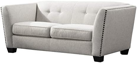 Acanva Luxury Contemporary Modern Living Room Sofa