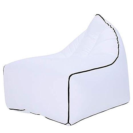 HXQXPY Sofa Hinchable con Almohada integrada y Bolsa Sofa ...