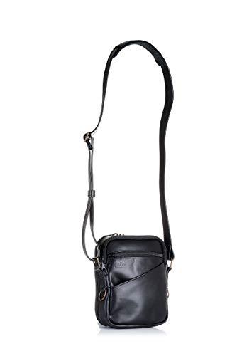 FALCO Premium Leather Concealed Gun Bag - G112 -