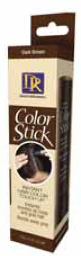 Daggett & Ramsdell Color Stick Instant Hair Color Touch Up - Dark Brown .44 oz. (Pack of ()