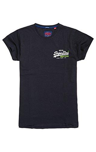Superdry Orangelabellighttee, Camiseta para Hombre