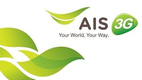 Amazon.com: AIS tarjeta SIM Tailandia, Unlimited Internet 3 ...