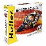 Heller Classic 50910 - HONDA RC 211V, 50 Teile