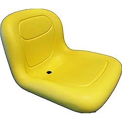 MILSCO Yellow SEAT John Deere F510,240,245,260,265