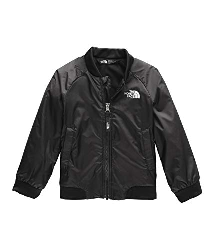 The North Face Kids Baby Boy's Bomber Jacket (Toddler) TNF Black 3T