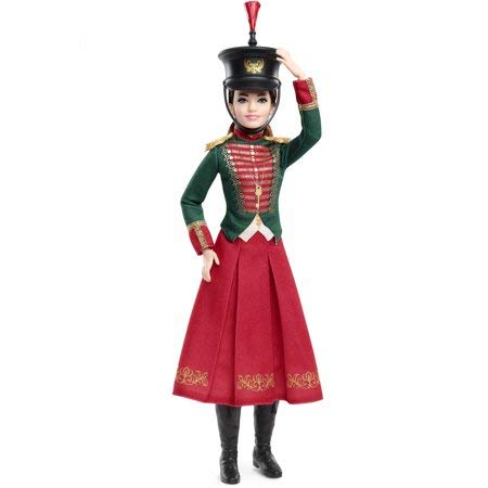 Barbie The Nutcracker and The Four Realms Clara Toy Soldier Doll