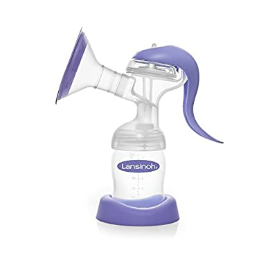 Manual Breast Pump from Lanshioh laboratories, Inc.