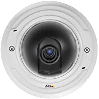 Axis Communications 0406-001 Indoor Vandal-Resistant Fixed Network Camera