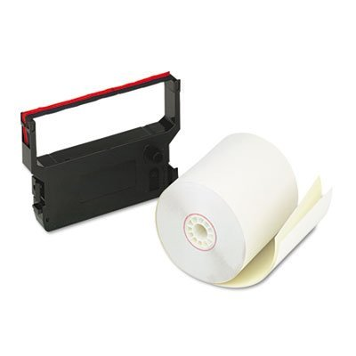 PM Company Credit/Debit Printer Rolls for Verifone 900, 3 x 90 ft., 10/Carton (PMC09390) Category: Adding Machine and Calculator Paper Rolls by PM Company