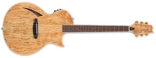 ESP LTL6SMNAT LTD TL-6 Guitar, Spalted Maple