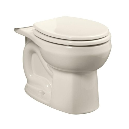 American Standard 3251D.101 Colony Round Toilet Bowl Only, Linen