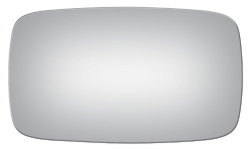 - Flat Driver Left Side Replacement Mirror Glass for 1987-1991 Porsche 928